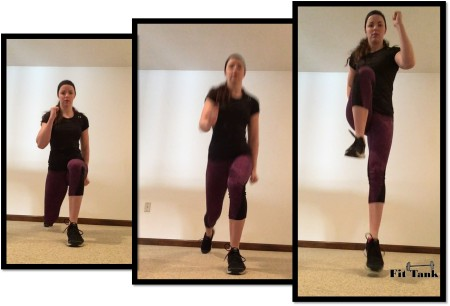 Propulsion Lunge Group